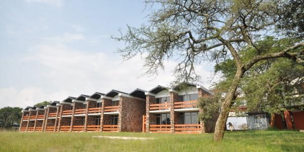 Rwanda - Akagera National Park - Akagera Game Lodge - Accomodation