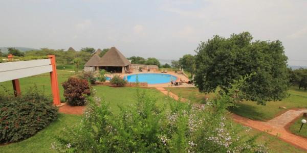 Rwanda - Akagera National Park - Akagera Game Lodge - Overview