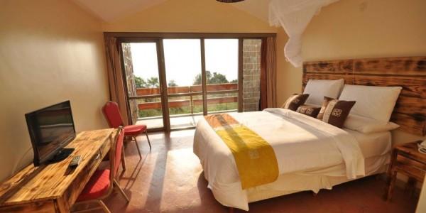 Rwanda - Akagera National Park - Akagera Game Lodge - Room