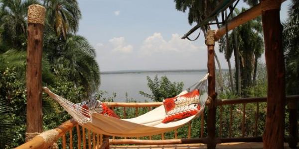 Rwanda - Akagera National Park - Ruzizi Tented Lodge - View