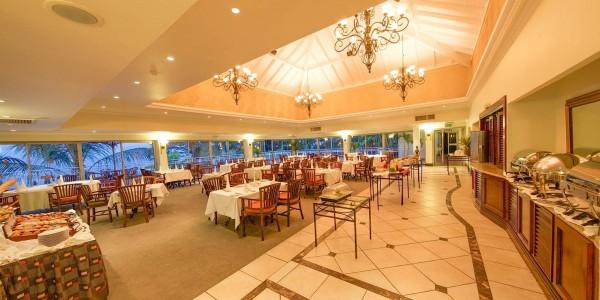 Rwanda - Lake Kivu - Lake Kivu Serena Hotel - Restaurant