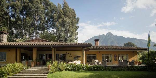 Rwanda - Parc National des Volcans - Sabyinyo Silverback Lodge - Overview