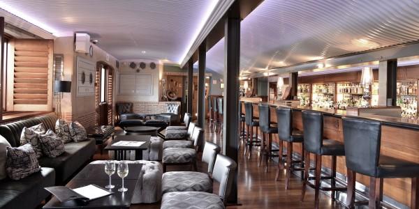 South Africa - Cape Town - Cape Grace - Bascule Bar