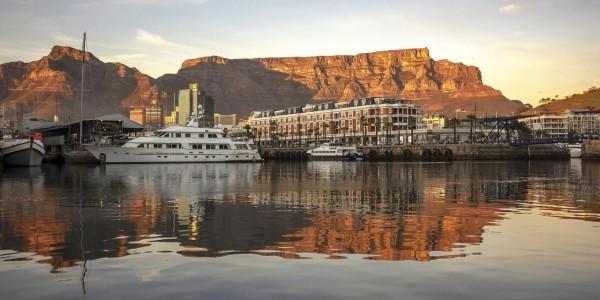 South Africa- Cape Town- Cape Grace - Exterior
