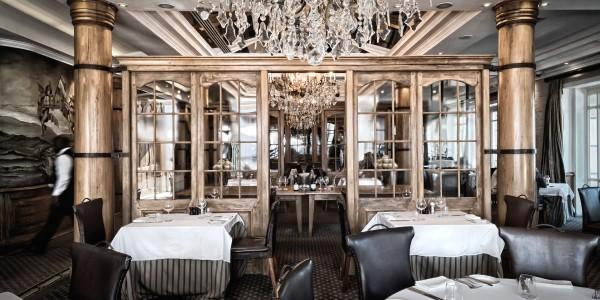 South Africa - Cape Town - Cape Grace - Signal Restaurant
