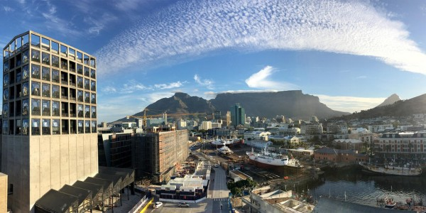 South Africa - Cape Town - The Silo Hotel - Overview 2