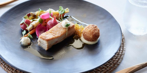 South Africa - Cape Town - The Silo Hotel - Pork Belly
