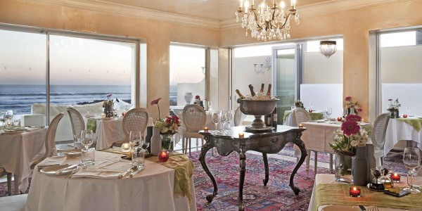 South Africa- Hermanus & the Overberg - Grootbos Private Nature Reserve - Dining