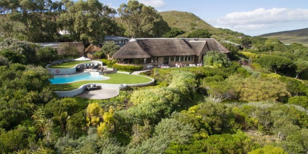 South Africa- Hermanus & the Overberg - Grootbos Private Nature Reserve - Gardem Lodge