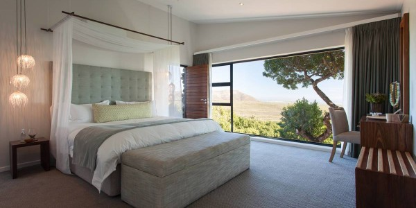 South Africa - Hermanus & the Overberg - Grootbos Private Nature Reserve - Garden Lodge