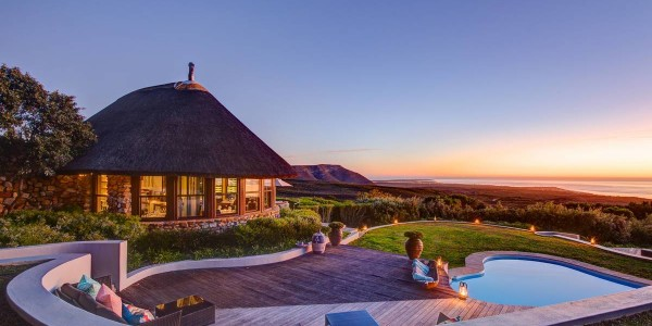 South Africa - Hermanus & the Overberg - Grootbos Private Nature Reserve - Pool