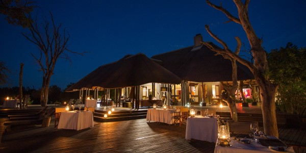 South Africa - Kruger National Park & Private Game Reserves - Chitwa Chitwa Game Lodge - Main Lodge