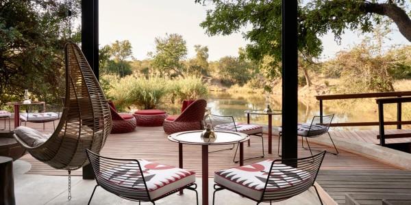 South Africa - Kruger National Park & Private Game Reserves - Royal Malewane - Bar