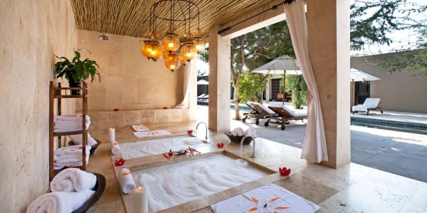 South Africa - Kruger National Park & Private Game Reserves - Royal Malewane - Spa