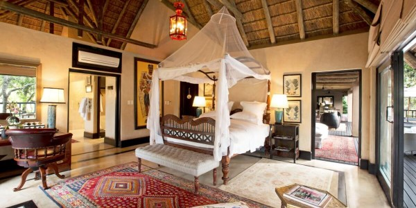 South Africa - Kruger National Park & Private Game Reserves - Royal Malewane - Suite