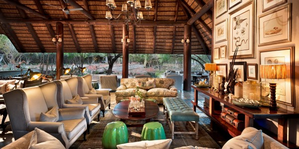 South Africa - Kruger National Park & Private Game Reserves - andBeyond Ngala Safari Lodge - Guest Area