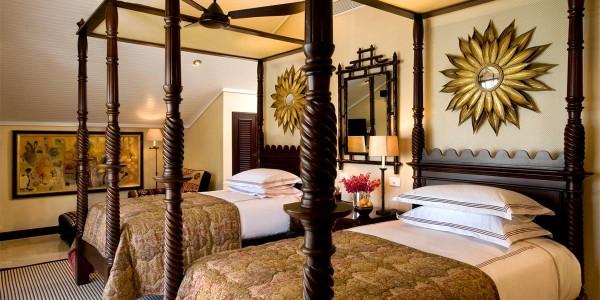South Africa - Kwazulu Natal - The Oyster Box Hotel - Garden Villa Lofts