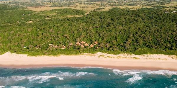 South Africa - Kwazulu Natal - Thonga Beach Lodge - Overview