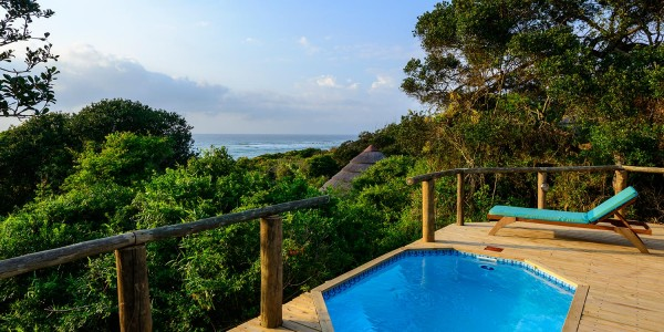 South Africa - Kwazulu Natal - Thonga Beach Lodge - Pool