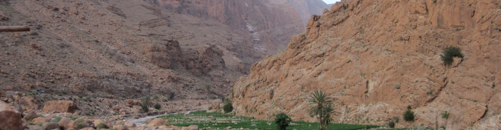 Morocco - Skoura & the Valley of the Kasbahs - Todra Gorge
