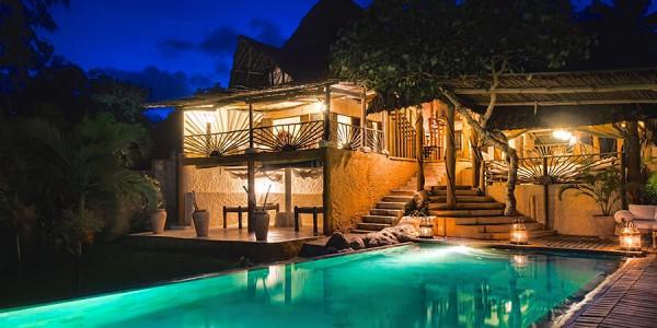 Kenya - Kenya Coast - Alfajiri Villas - Beach Villa Pool