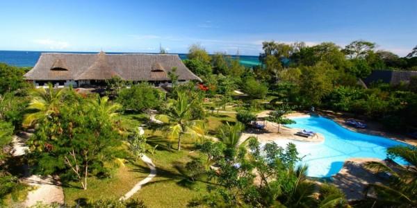 Kenya - Kenya Coast - Kinondo Kwetu - Overview