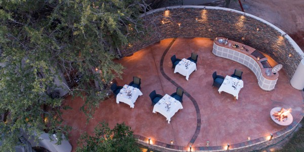South Africa - Madikwe Game Reserve - Jamala Madikwe - Dining