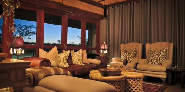 South Africa - Madikwe Game Reserve - Jamala Madikwe - Lounge