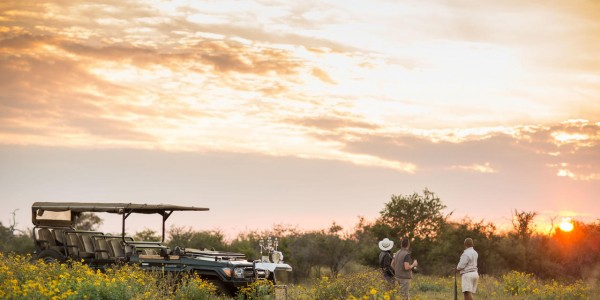 South Africa - Madikwe Game Reserve - Jamala Madikwe - Sunset Drinks