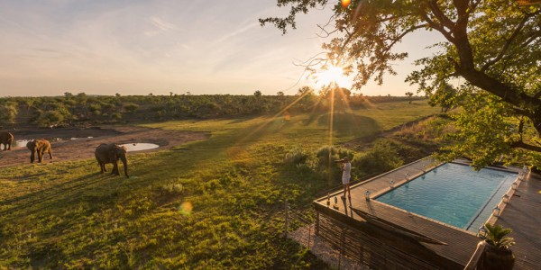 South Africa - Madikwe Game Reserve - Jamala Madikwe - View