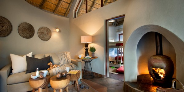 South Africa - Madikwe Game Reserve - Madikwe Safari Lodge - Family Suite 2