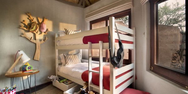 South Africa - Madikwe Game Reserve - Madikwe Safari Lodge - Family Suite