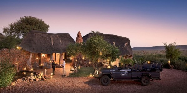 South Africa - Madikwe Game Reserve - Madikwe Safari Lodge - Kopano Lodge