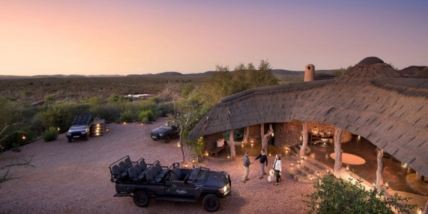 South Africa - Madikwe Game Reserve - Madikwe Safari Lodge - Overview