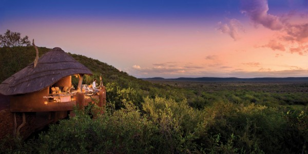 South Africa - Madikwe Game Reserve - Madikwe Safari Lodge - Sunset