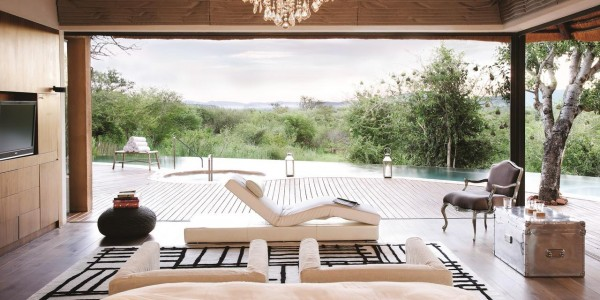 South Africa - Madikwe Game Reserve - Molori Safari Lodge - Presidential Suite