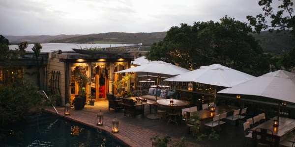 South Africa - The Garden Route - Emily Moon River Lodge - Overview