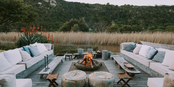 South Africa - The Garden Route - Emily Moon River Lodge - River House