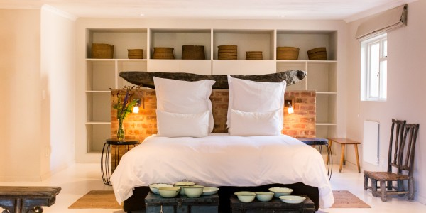 South Africa - The Garden Route - Emily Moon River Lodge - Room