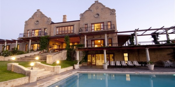 South Africa - The Garden Route - Kurland Hotel - Pool