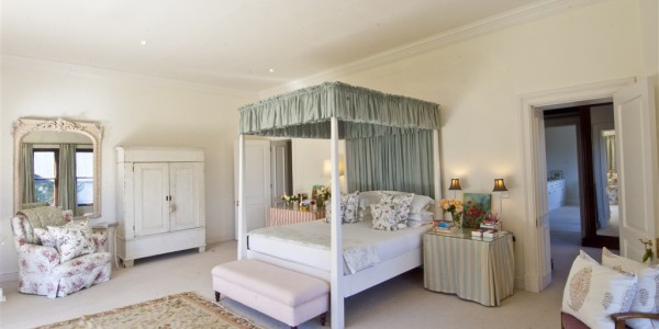 South Africa - The Garden Route - Kurland Hotel - Room