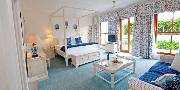 South Africa - The Garden Route - The Plettenberg Hotel - Double Room