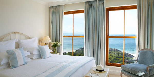 South Africa - The Garden Route - The Plettenberg Hotel - Premier Room
