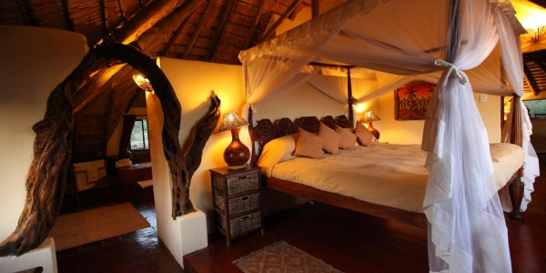 South Africa - Waterberg - Ant's Nest - Sable Double Bedroom