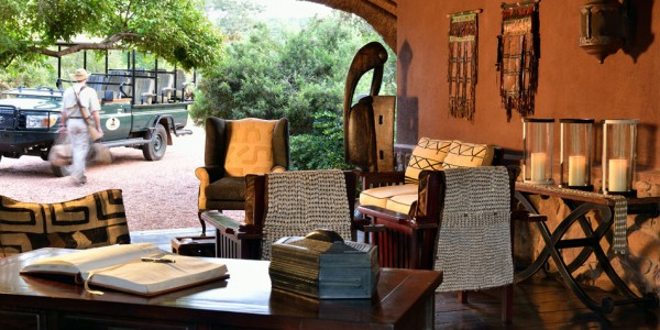 South Africa - Waterberg - Makweti Safari Lodge - Lodge