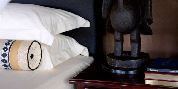 South Africa - Waterberg - Makweti Safari Lodge - Night Stand