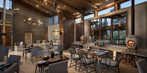 South Africa - Waterberg - Marataba Safari Lodge - Dining Area