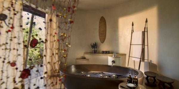 South Africa - Waterberg - Marataba Safari Lodge - En-suite Bathroom