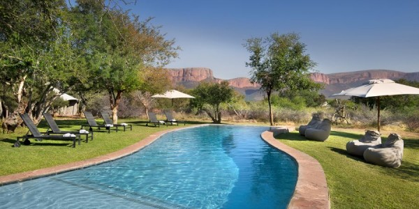 South Africa - Waterberg - Marataba Safari Lodge - Pool