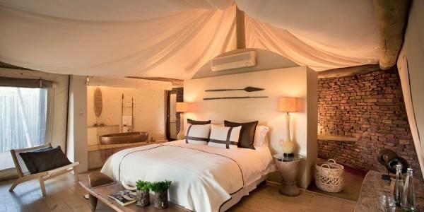 South Africa - Waterberg - Marataba Safari Lodge - Tented Suite